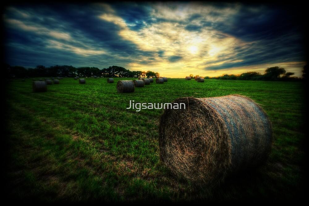 Canon Fodder by Jigsawman