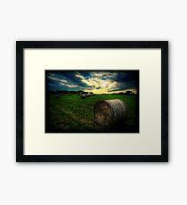 Canon Fodder Framed Print