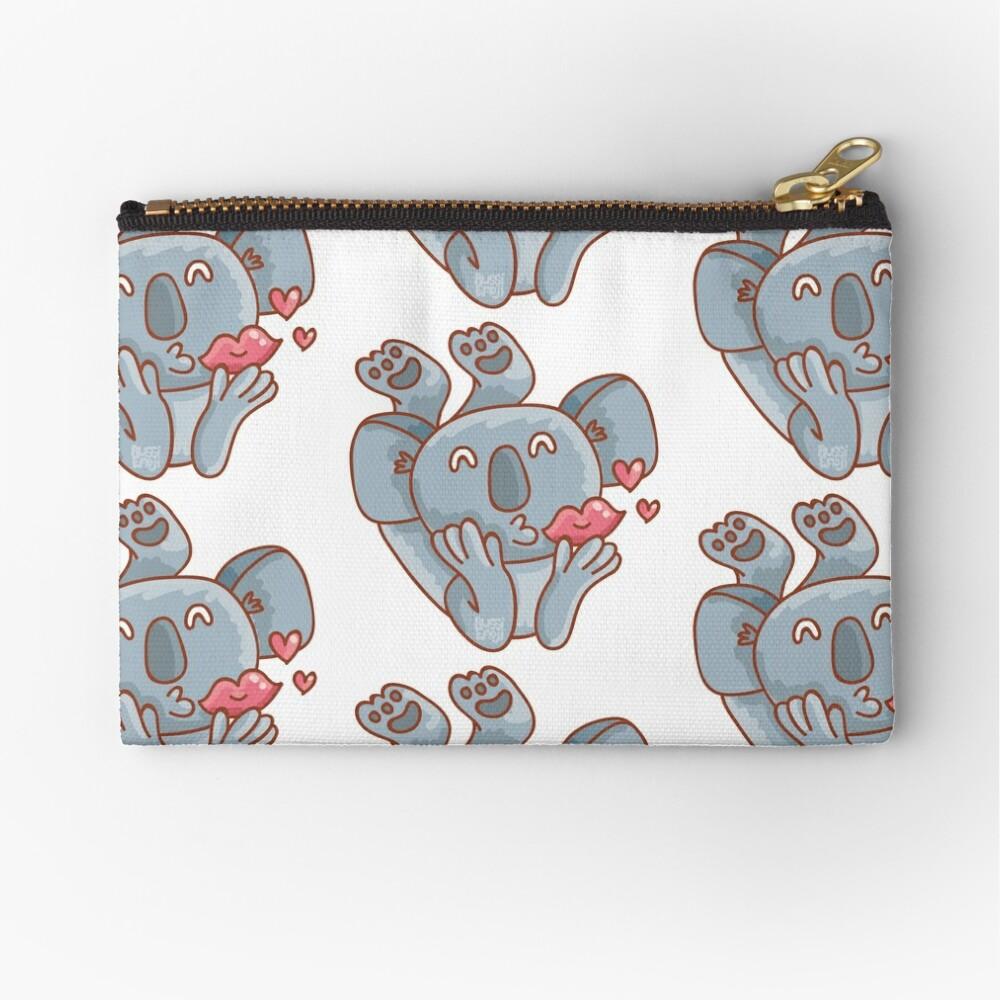 From Koala with Love Zipper Pouch