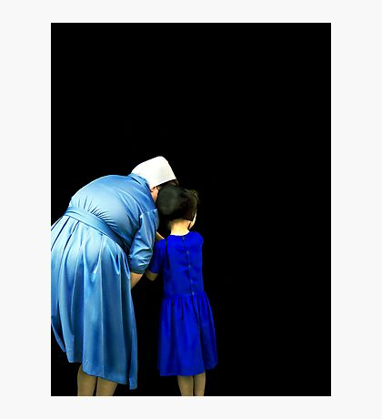 Mothers Guidance  Photographic Print