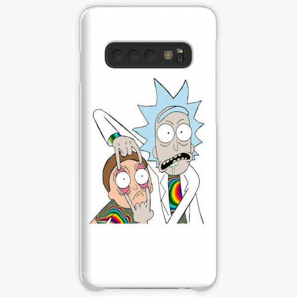 Rick and Morty Samsung Galaxy Snap Case