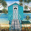 Cotton Tree Boathouse by Sarina Tomchin