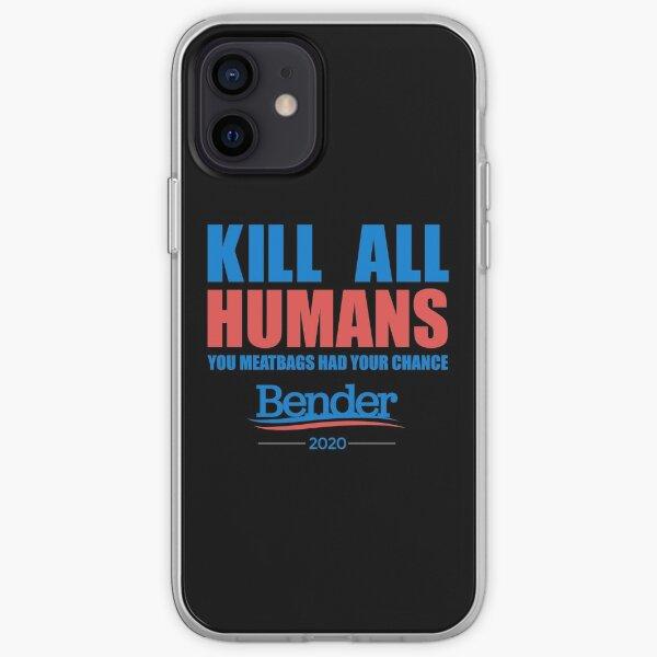 Futurama Bender 2020  iPhone Soft Case