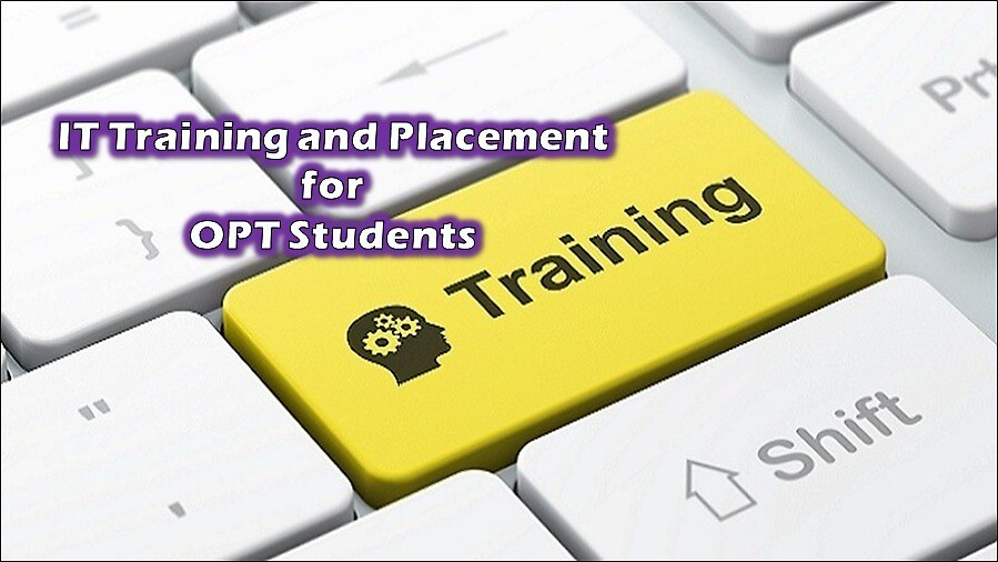 IT Training And Job Placement For Opt Students by karizmashah
