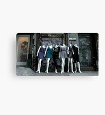 Mystique Boutique Canvas Print