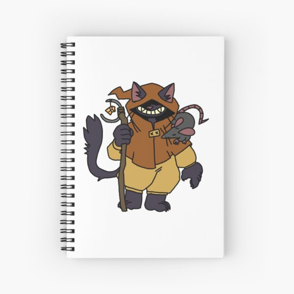 Dnd Cat Spiral Notebooks Redbubble I have a tabaxi monk level 2 with a strength of 6. dnd cat spiral notebooks redbubble