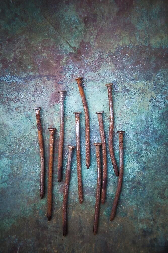 Ten nails by Maria Heyens