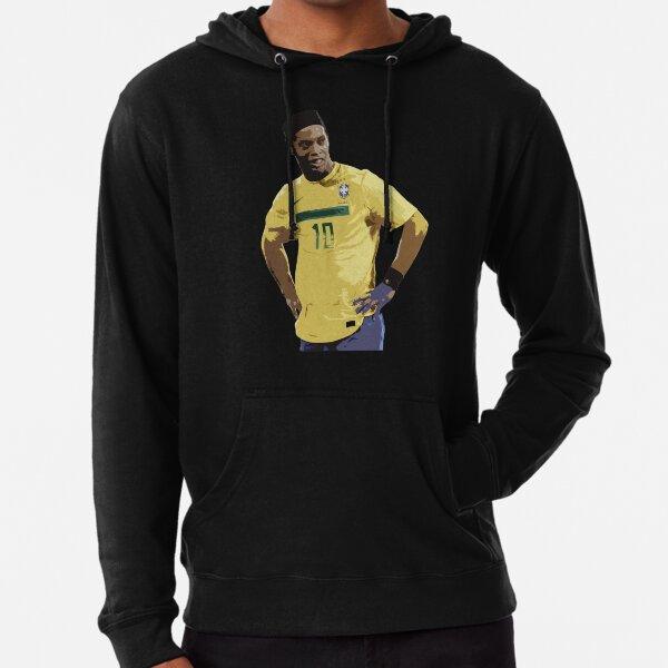 Ronaldinho Brazil Joga Bonito Lightweight Hoodie