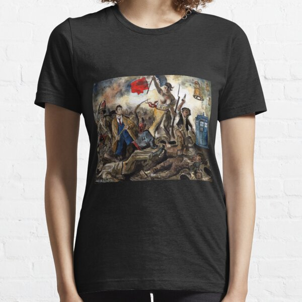Liberty Leading the Doctor Tee Essential T-Shirt