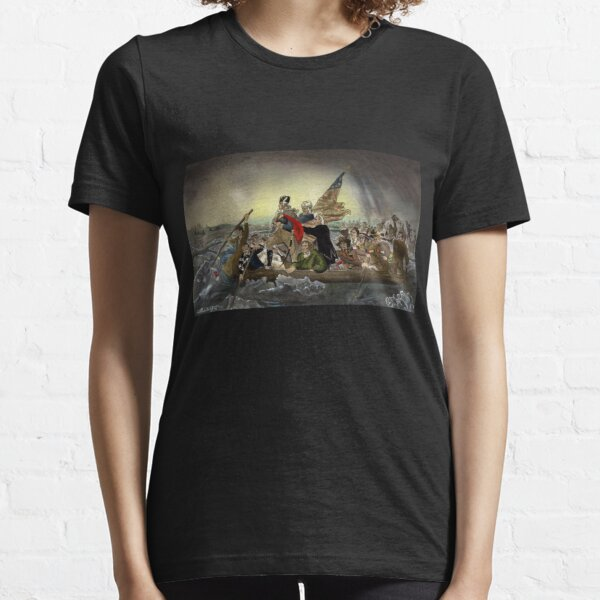 The Whos Crossing the Delaware Essential T-Shirt