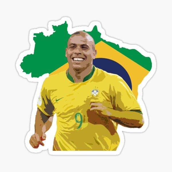 The real Ronaldo - The Brazilian Sticker