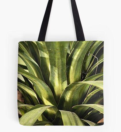 Palm Green Tote Bag