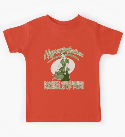Hyperinflation Kids Clothes