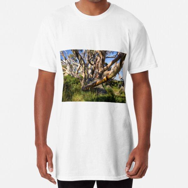 Snow Gum in Summer, Charlotte Pass, NSW, Australia Long T-Shirt