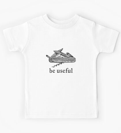 Be Useful Kids Clothes