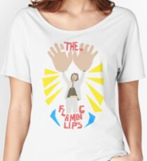 The flaming lips - big hands Women's Relaxed Fit T-Shirt