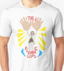 The flaming lips - big hands Unisex T-Shirt