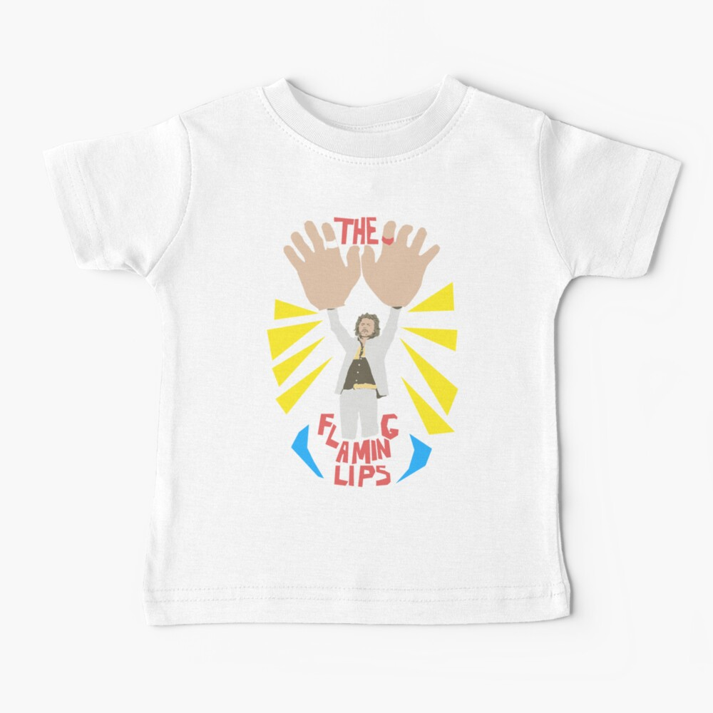 The flaming lips - big hands Baby T-Shirt