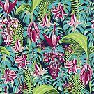 Tropical Garden von Miriam Dornemann