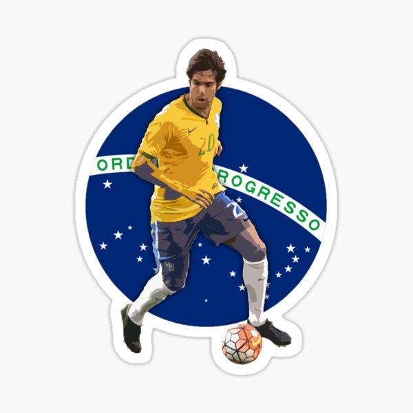 Kaka - Brazilian Football Player Sticker