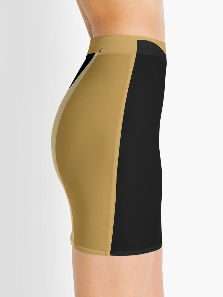 Alternate view of Camel Mini Skirt