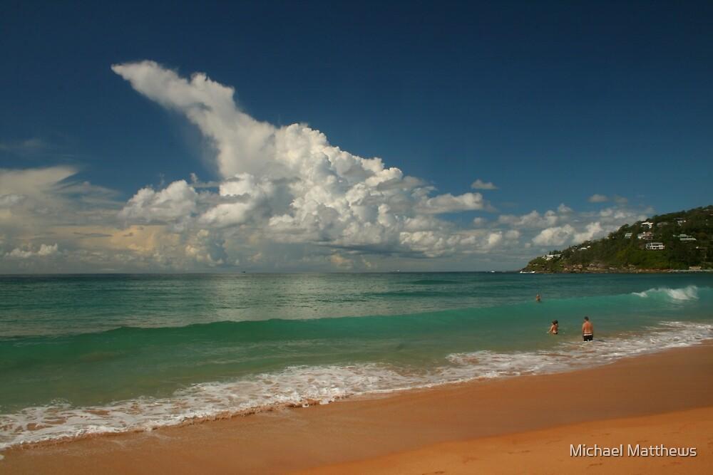 This Is Australia .. Palm Beach by Michael Matthews