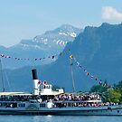 Lake Lucerne festival by SUBI