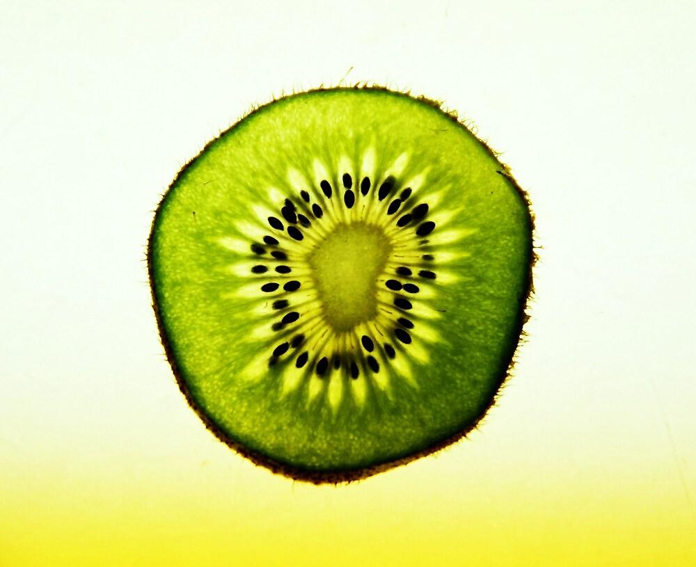 Yummy Kiwi by Mariah Jones