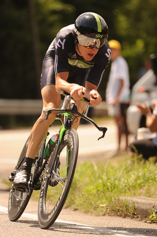 Geraint Thomas by procycleimages