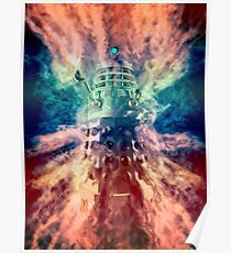 Dalek Nebula Poster