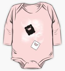 TWIN PIGS FLYING One Piece - Long Sleeve