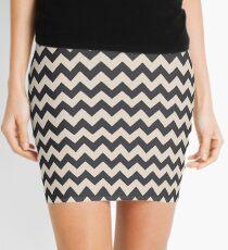zig-zag Mini Skirt
