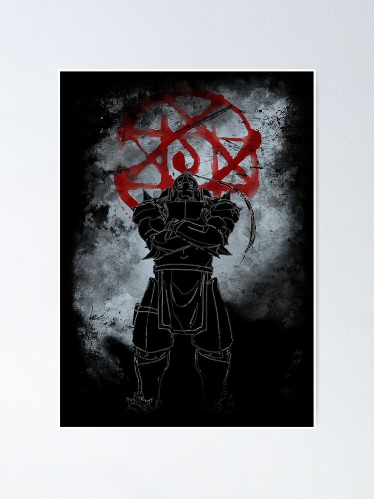 Alternate view of armor awakening Poster