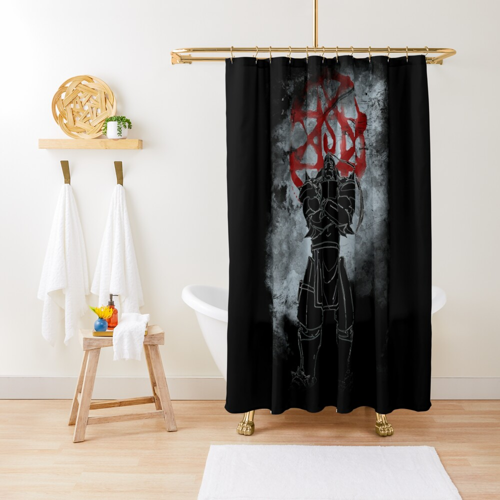 armor awakening Shower Curtain