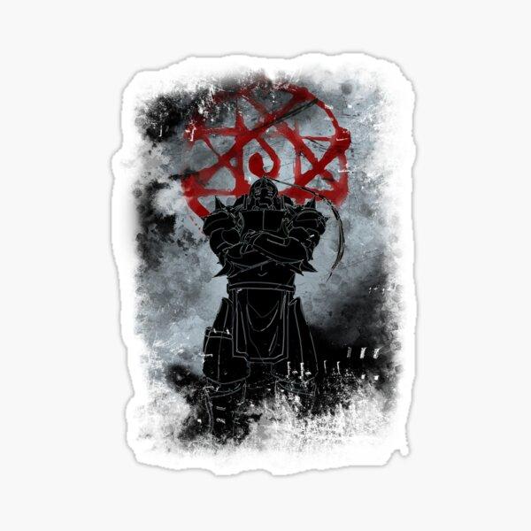 armor awakening Sticker