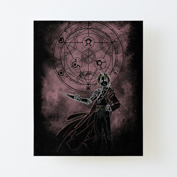 full metal awakening Canvas Mounted Print