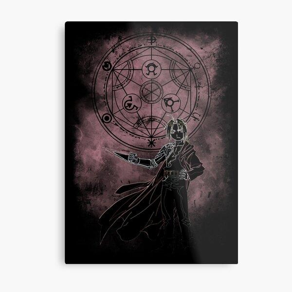 full metal awakening Metal Print