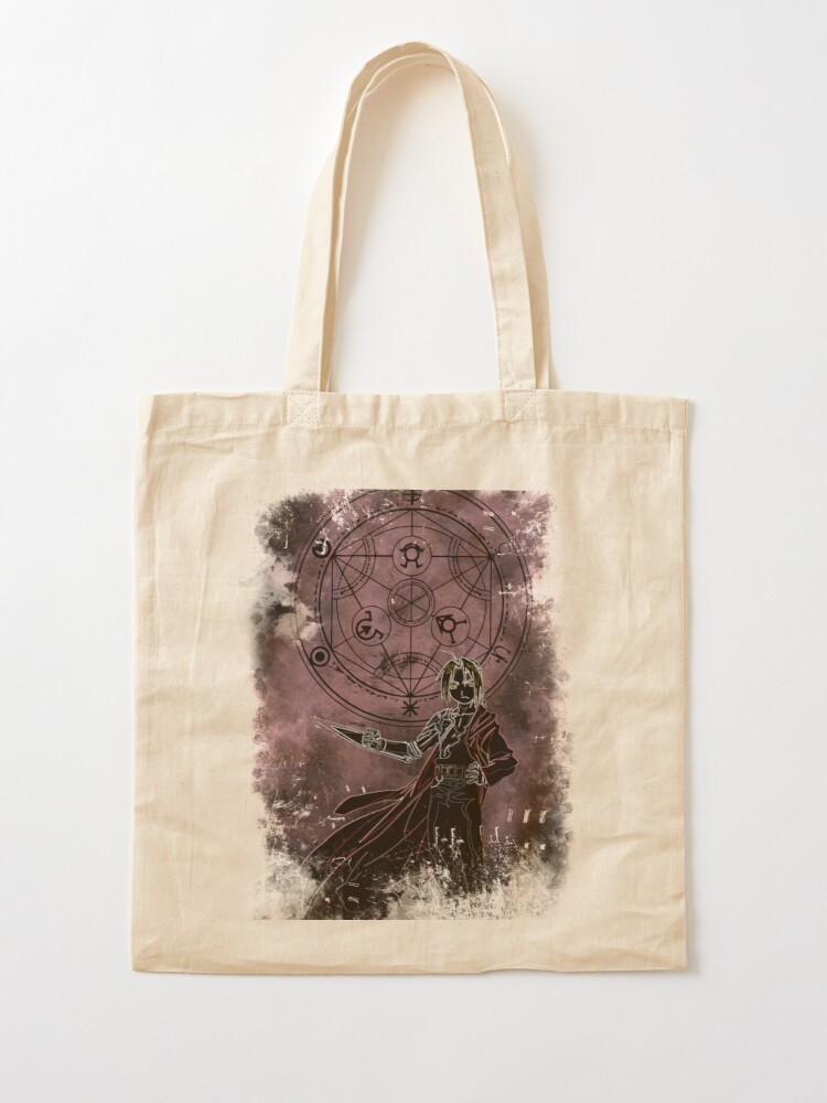 Alternate view of full metal awakening Tote Bag
