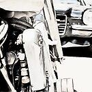 Camaro meets Harley von pixelcafe