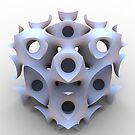 """Seied - """"148"""" 4' x 300 dpi by David Avatara"""
