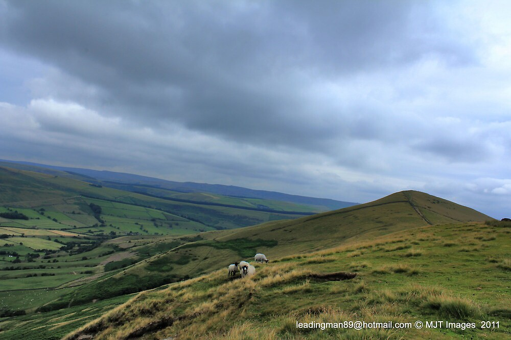 Mam Tor & The Great Ridge 2 by Mike Topley