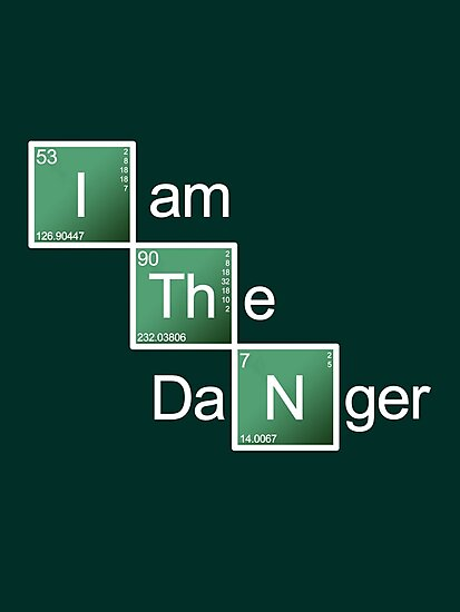 I Am The Danger by Styl0