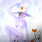 Red Poppy Hat by Igor Zenin