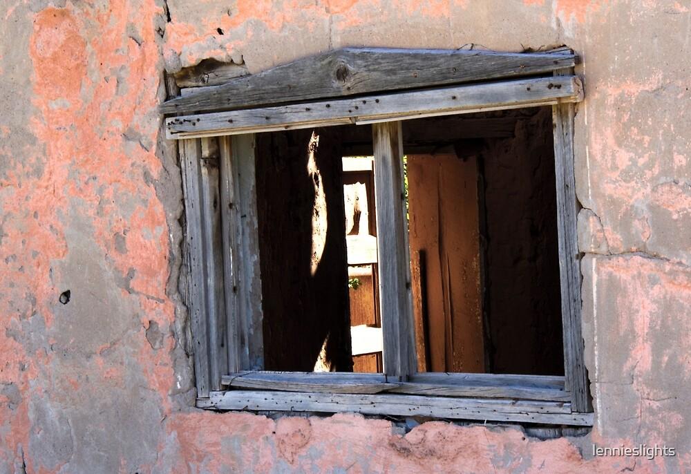 Window View by lennieslights