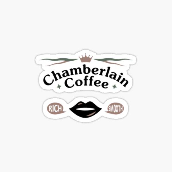 Chamberlain Coffee Sticker
