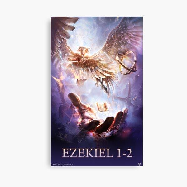 La visión de Ezequiel Lienzo