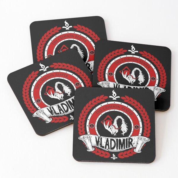 VLADIMIR - LIMITED EDITION Coasters (Set of 4)