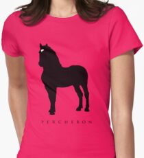 Percheron Women's Fitted T-Shirt
