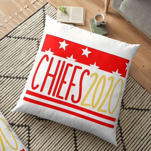 Chiefs 2020 Floor Pillow