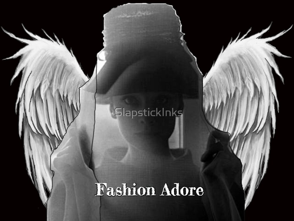 Fashion Adore by SlapstickInks